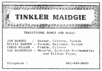 TinklerFolkwest 1 5 April 1977